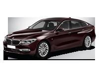 BMW 6 серия Gran Turismo лифтбэк