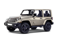 Jeep Wrangler Внедорожник 3-дв.