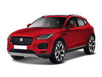 Jaguar E-Pace Кроссовер