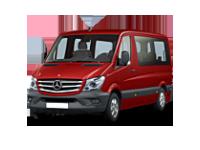 W906 [рестайлинг]Микроавтобус