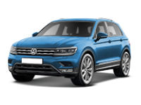 Volkswagen Tiguan Кроссовер