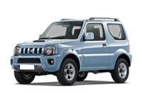 Suzuki Jimny внедорожник