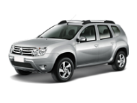 Renault Duster кроссовер