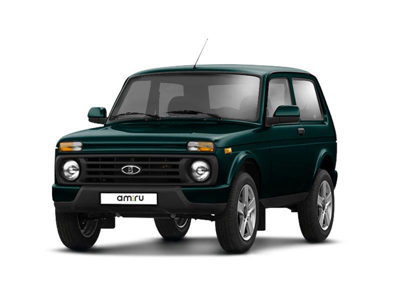 Новый авто ВАЗ (Lada) 4x4, зеленый , 2017 года выпуска, цена 526 800 руб. в автосалоне Мста-Лада (Боровичи, ул. Советская, д. 130В)