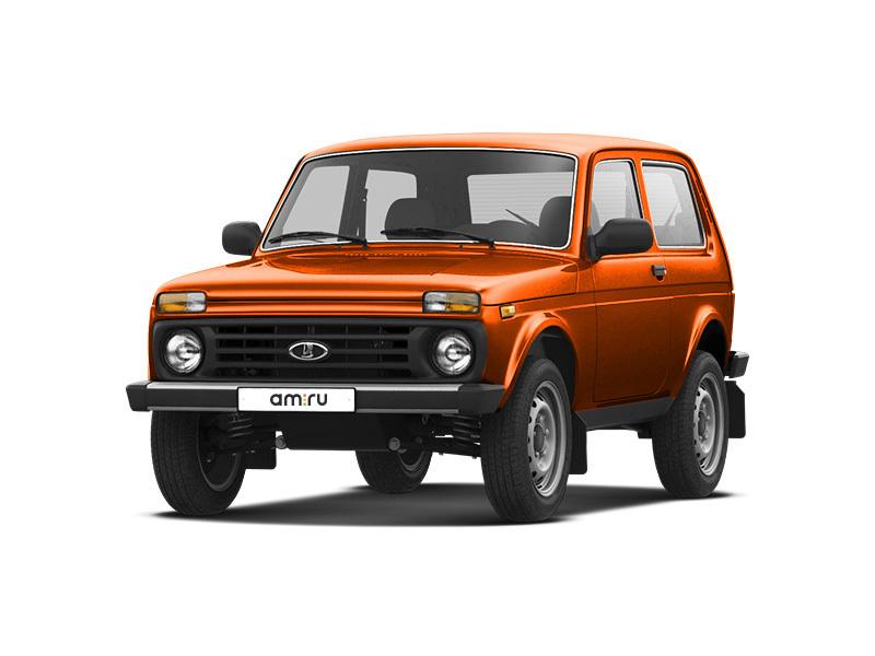 Новый авто ВАЗ (Lada) 4x4, оранжевый металлик, 2017 года выпуска, цена 526 000 руб. в автосалоне АВТОГРУП КРЫМ (Симферополь, ш. Московское, 5 км)