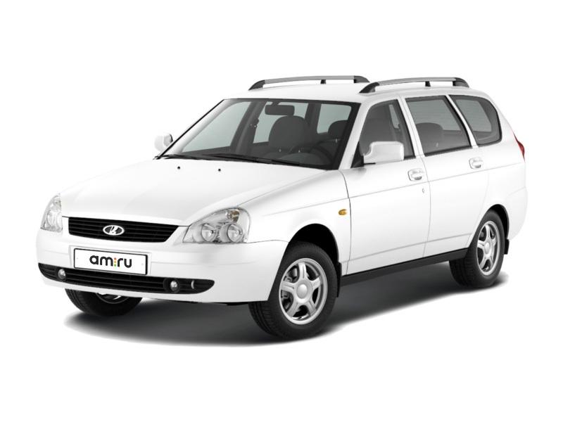 Подержанный ВАЗ (Lada) Priora, среднее состояние, белый , 2010 года выпуска, цена 190 000 руб. в ао. Ханты-Мансийском Автономном округе - Югре