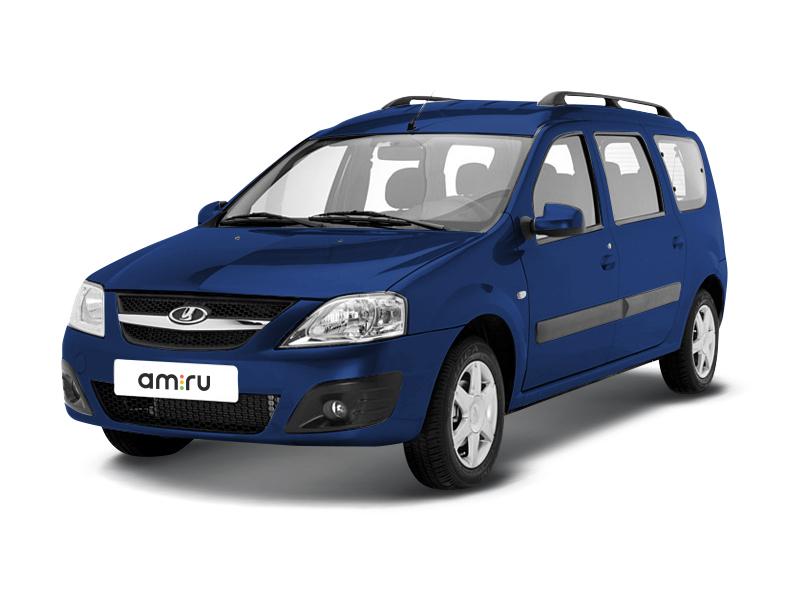 Новый авто ВАЗ (Lada) Largus, синий , 2017 года выпуска, цена 581 900 руб. в автосалоне Иваново-Лада (Иваново, ул. Полка Нормандия-Неман, д. 7)