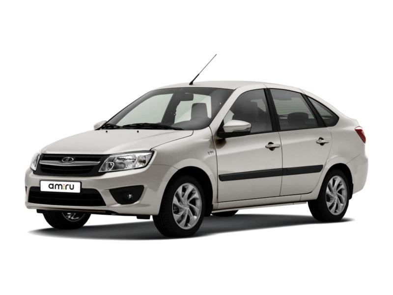 Новый авто ВАЗ (Lada) Granta, серебряный , 2017 года выпуска, цена 528 700 руб. в автосалоне Запсиб-Лада (Новокузнецк, ул. Автотранспортная, д. 43А)