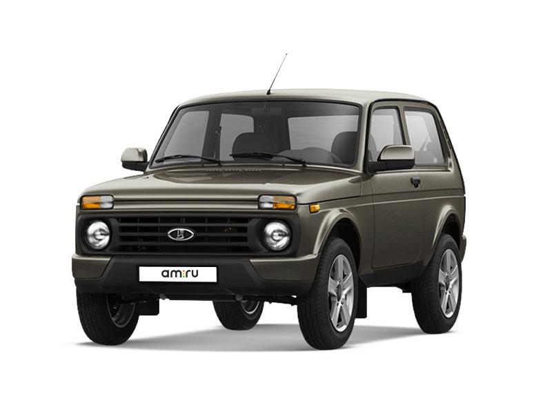 Новый авто ВАЗ (Lada) 4x4, коричневый , 2017 года выпуска, цена 532 800 руб. в автосалоне  ()