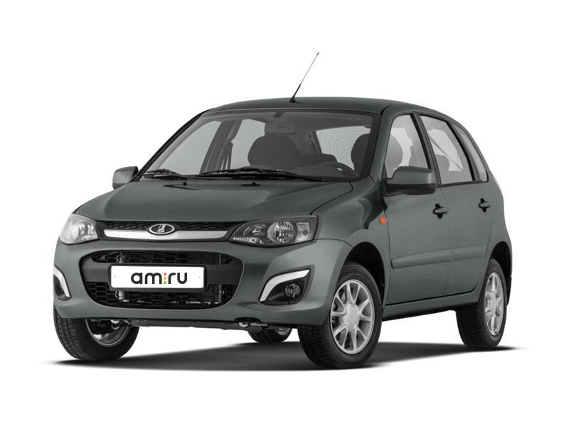 Новый авто ВАЗ (Lada) Kalina, серый , 2017 года выпуска, цена 513 900 руб. в автосалоне Березовский Лада-Центр (Березовский, ул. Кольцевая, д. 4)