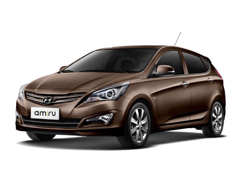 Новый авто Hyundai Solaris, коричневый перламутр, 2016 года выпуска, цена 801 900 руб. в автосалоне ОренРольф (Оренбург, ул. Волгоградская, д. 5)