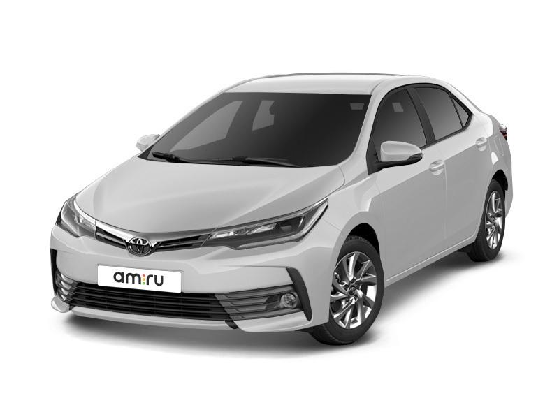 Новый авто Toyota Corolla, серебряный металлик, 2017 года выпуска, цена 1 160 000 руб. в автосалоне Тойота Центр Оренбург (Оренбург, ш. Загородное, д. 13)