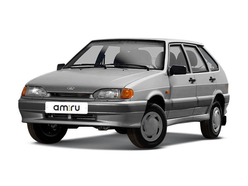 Подержанный ВАЗ (Lada) 2114, хорошее состояние, серебряный металлик, 2004 года выпуска, цена 90 000 руб. в республике Татарстане