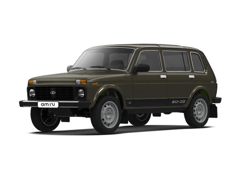 Новый авто ВАЗ (Lada) 4x4, коричневый , 2017 года выпуска, цена 520 700 руб. в автосалоне  ()