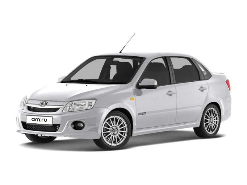 Новый авто ВАЗ (Lada) Granta, белый , 2017 года выпуска, цена 534 900 руб. в автосалоне РУМОС Lada (Тверь, автодорога Москва — Санкт-Петербург, 165 км)