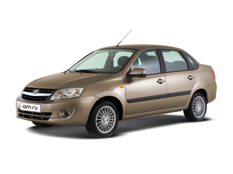 Новый авто ВАЗ (Lada) Granta, коричневый , 2017 года выпуска, цена 462 700 руб. в автосалоне  ()