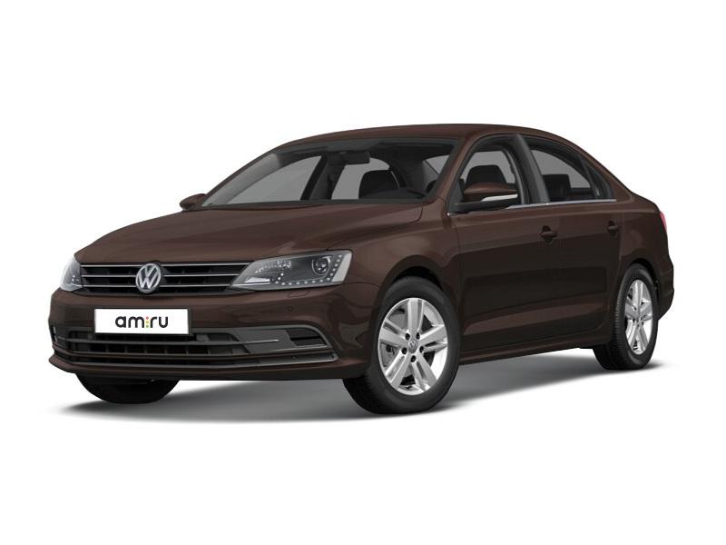 Новый авто Volkswagen Jetta, коричневый металлик, 2016 года выпуска, цена 1 190 500 руб. в автосалоне  ()