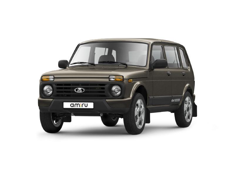 Новый авто ВАЗ (Lada) 4x4, коричневый , 2017 года выпуска, цена 571 600 руб. в автосалоне  ()