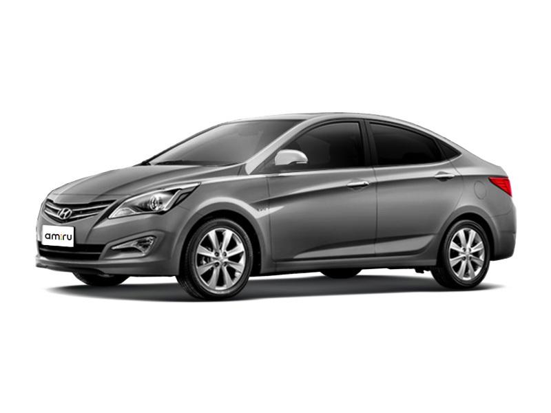 Новый авто Hyundai Solaris, серый металлик, 2016 года выпуска, цена 776 000 руб. в автосалоне  ()