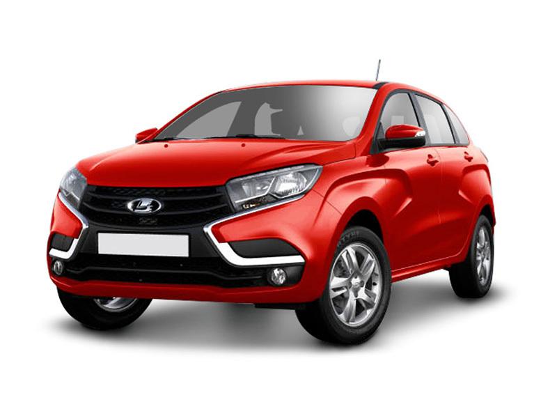 Новый авто ВАЗ (Lada) XRAY, красный металлик, 2016 года выпуска, цена 712 000 руб. в автосалоне  ()