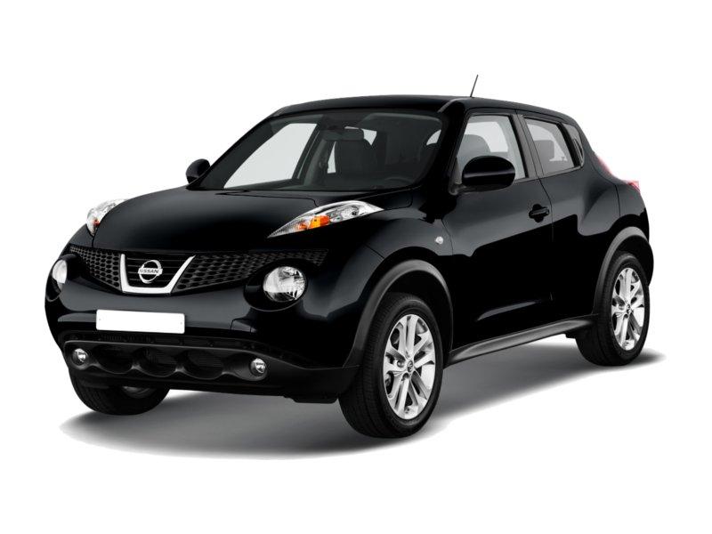 Подержанный Nissan Juke, отличное состояние, черный , 2012 года выпуска, цена 700 000 руб. в Челябинской области