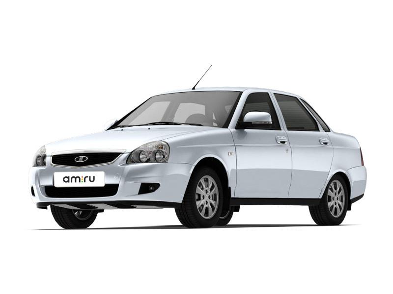 Новый авто ВАЗ (Lada) Priora, серебряный , 2017 года выпуска, цена 488 900 руб. в автосалоне  ()