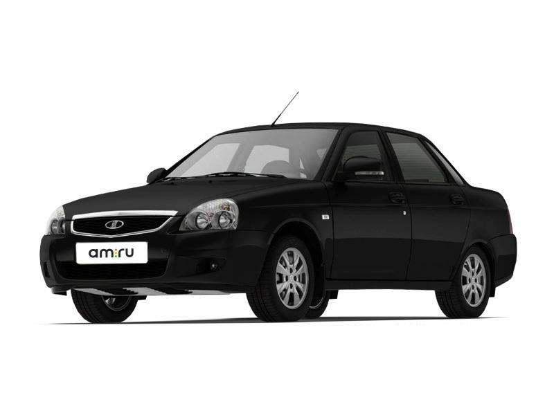 Новый авто ВАЗ (Lada) Priora, черный , 2017 года выпуска, цена 488 900 руб. в автосалоне Симбирск-Лада (Ульяновск, пр-кт Созидателей, д. 27)