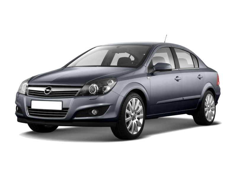 Подержанный Opel Astra, хорошее состояние, серый , 2008 года выпуска, цена 350 000 руб. в Воронежской области