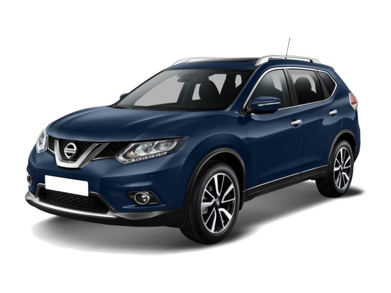 Новый авто Nissan X-Trail, синий металлик, 2017 года выпуска, цена 1 859 000 руб. в автосалоне Автомир Nissan Архангельск (Архангельск, пр-кт Московский, д. 35)