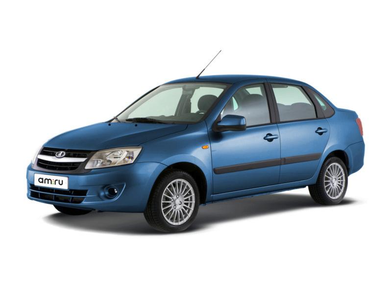 Новый авто ВАЗ (Lada) Granta, синий металлик, 2017 года выпуска, цена 425 600 руб. в автосалоне  ()
