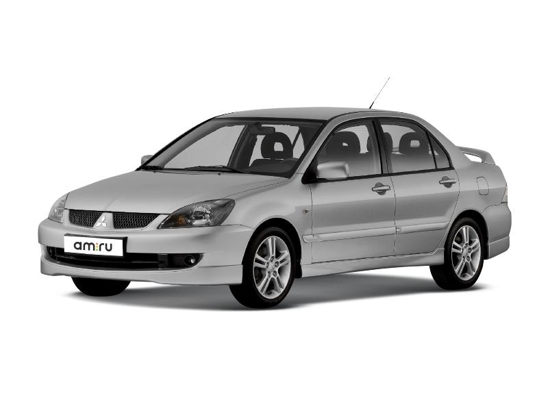 Подержанный Mitsubishi Lancer, отличное состояние, серебряный , 2006 года выпуска, цена 230 000 руб. в Ульяновске