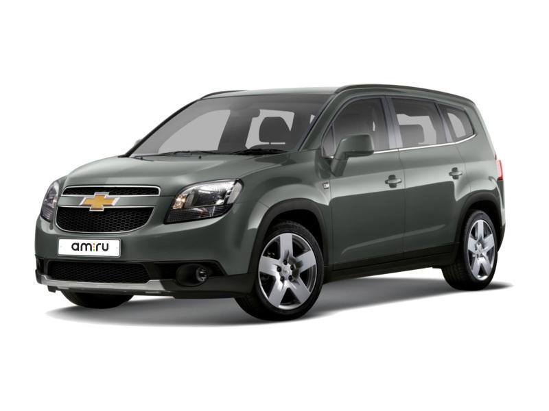 Подержанный Chevrolet Orlando, хорошее состояние, серый металлик, 2013 года выпуска, цена 750 000 руб. в ао. Ханты-Мансийском Автономном округе - Югре