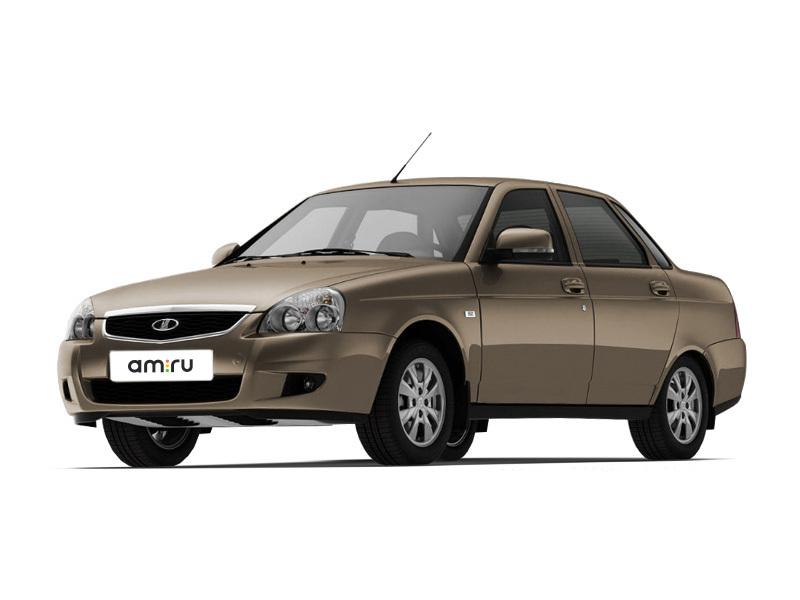 Новый авто ВАЗ (Lada) Priora, коричневый , 2017 года выпуска, цена 488 900 руб. в автосалоне Мир Авто (Волжский, ул. Пушкина, д. 93А)