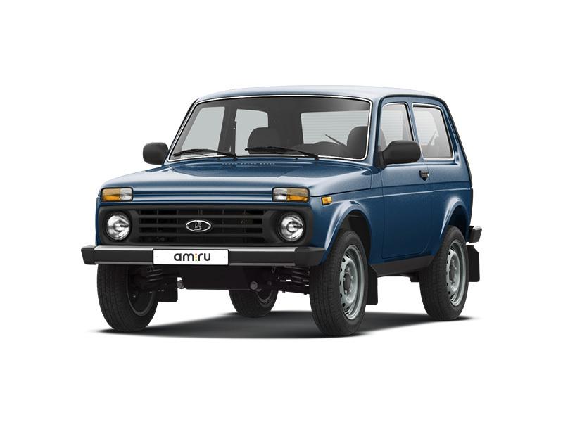 Новый авто ВАЗ (Lada) 4x4, синий , 2017 года выпуска, цена 475 900 руб. в автосалоне Братск АВТОДИЛЕР (Братск, ул. Курчатова, д. 4)