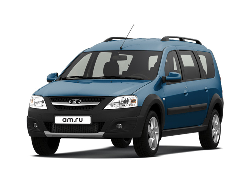 Новый авто ВАЗ (Lada) Largus, синий , 2017 года выпуска, цена 674 900 руб. в автосалоне Псков-Лада (Псков, ул. Леона Поземского, д. 112)