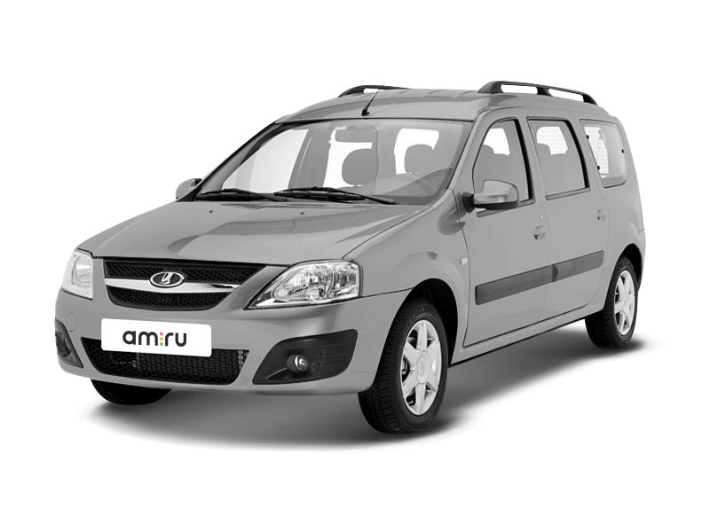 Новый авто ВАЗ (Lada) Largus, серебряный , 2017 года выпуска, цена 651 400 руб. в автосалоне  ()