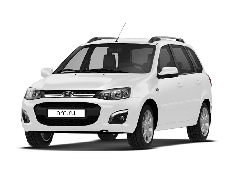 Новый авто ВАЗ (Lada) Kalina, белый , 2017 года выпуска, цена 454 500 руб. в автосалоне Бугач-Авто (Красноярск, ул. Калинина, д. 84А)