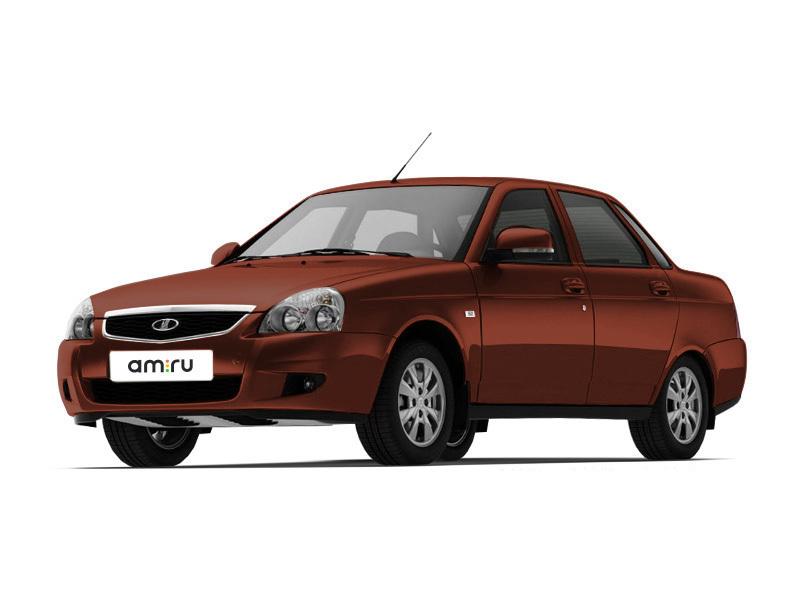 Новый авто ВАЗ (Lada) Priora, коричневый металлик, 2017 года выпуска, цена 488 900 руб. в автосалоне Симбирск-Лада (Ульяновск, пр-кт Созидателей, д. 27)