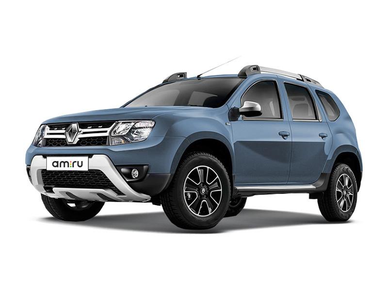 Новый авто Renault Duster, синий металлик, 2017 года выпуска, цена 1 002 970 руб. в автосалоне Автомир Renault Сургут (Сургут, ул. Маяковского, д. 42)