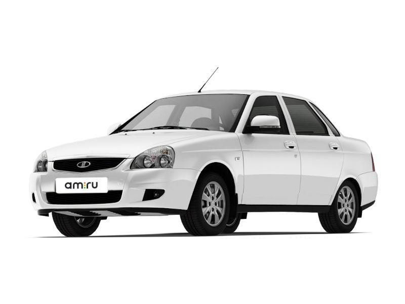 Новый авто ВАЗ (Lada) Priora, белый , 2017 года выпуска, цена 399 900 руб. в автосалоне ДИЛАВ Lada (Ульяновск, ш. Московское, д. 5Б)