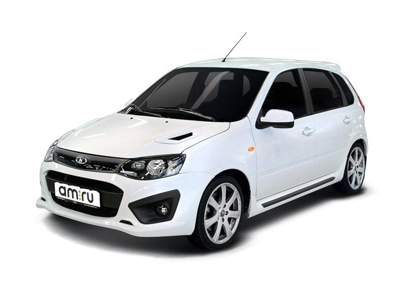 Новый авто ВАЗ (Lada) Kalina, белый , 2017 года выпуска, цена 850 000 руб. в автосалоне ТЛ Авто Lada (Пятигорск, ш. Бештаугорское, д. 15)