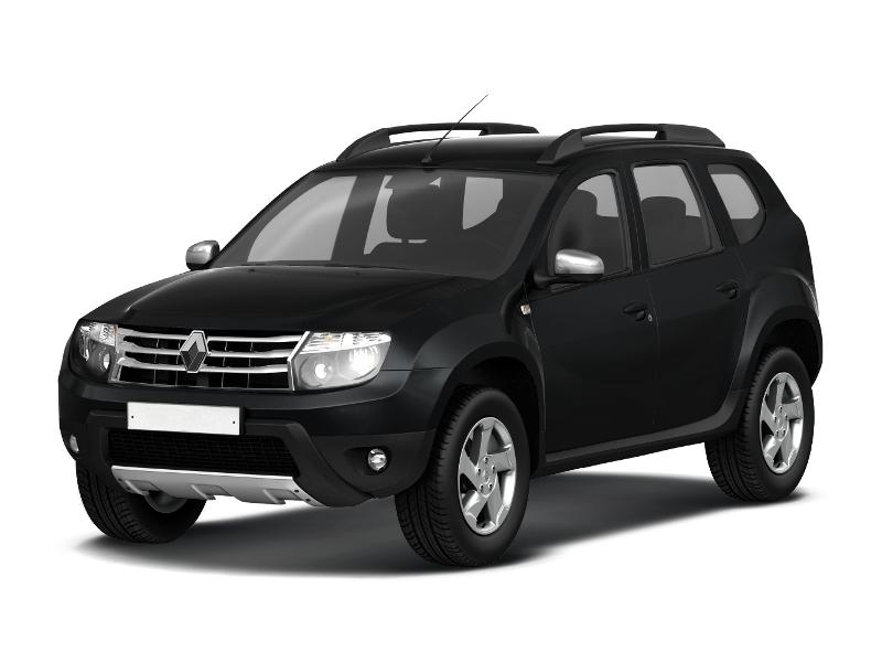 Подержанный Renault Duster, отличное состояние, черный , 2013 года выпуска, цена 720 000 руб. в Архангельске