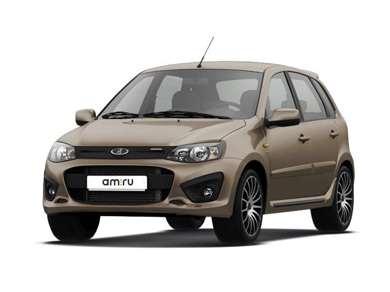 Новый авто ВАЗ (Lada) Kalina, коричневый , 2017 года выпуска, цена 622 900 руб. в автосалоне Кармен (Рязань, ул. Есенина, д. 1Б)