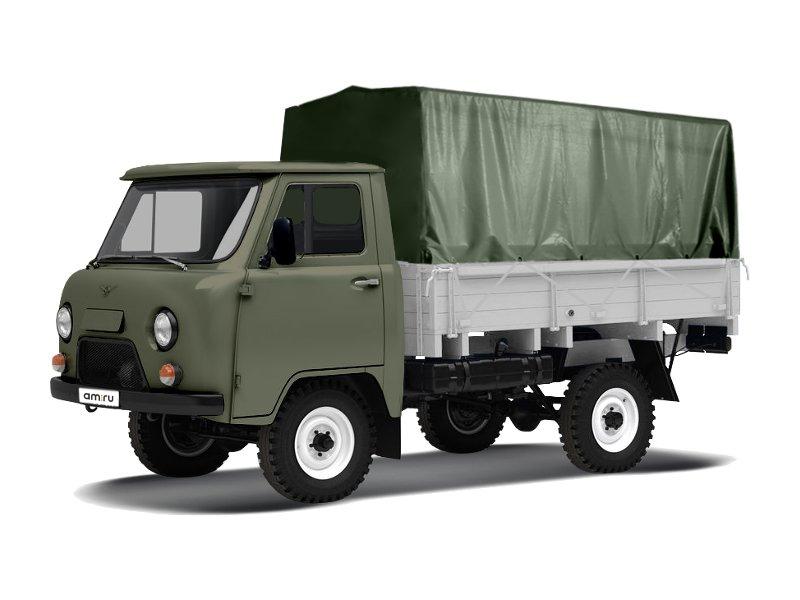 Подержанный УАЗ 3303, среднее состояние, зеленый , 1986 года выпуска, цена 40 000 руб. в Архангельске