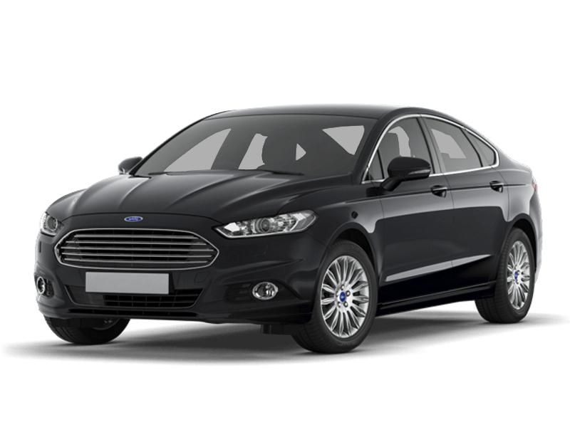Новый авто Ford Mondeo, черный металлик, 2016 года выпуска, цена 1 345 000 руб. в автосалоне Автосалон-2000 Ford (Оренбург, ул. Монтажников, д. 16/4)