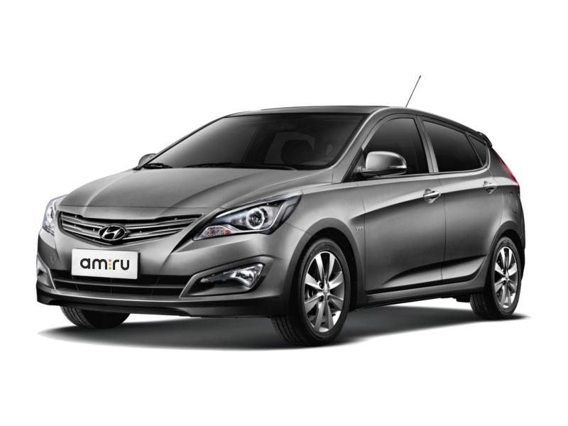 Новый авто Hyundai Solaris, серый металлик, 2016 года выпуска, цена 705 000 руб. в автосалоне  ()