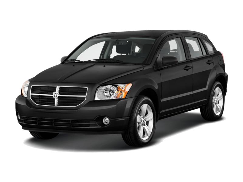 Подержанный Dodge Caliber, хорошее состояние, черный металлик, 2008 года выпуска, цена 400 000 руб. в ао. Ханты-Мансийском Автономном округе - Югре