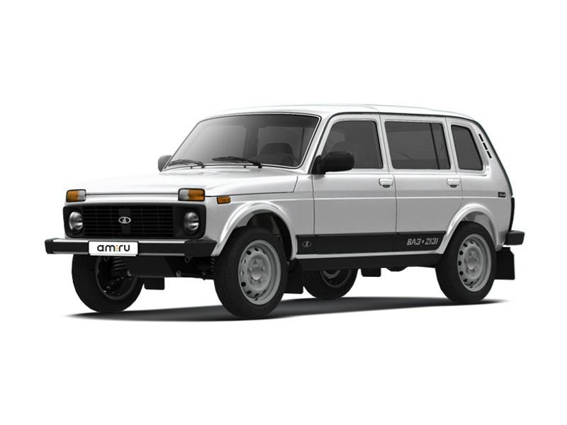 Новый авто ВАЗ (Lada) 4x4, белый , 2017 года выпуска, цена 534 700 руб. в автосалоне  ()