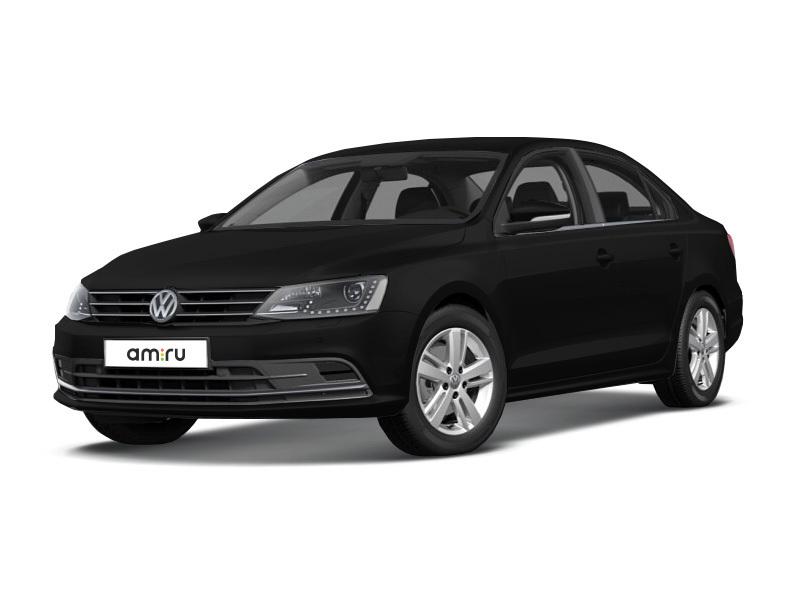 Новый авто Volkswagen Jetta, черный металлик, 2017 года выпуска, цена 1 133 500 руб. в автосалоне  ()