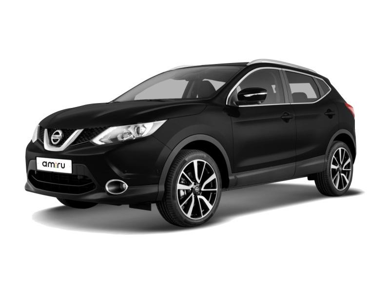 Новый авто Nissan Qashqai, черный металлик, 2017 года выпуска, цена 1 441 000 руб. в автосалоне Автомир Nissan Архангельск (Архангельск, пр-кт Московский, д. 35)